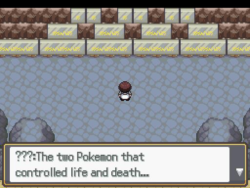 Pokemon: Eternal Order RMXP Hacks