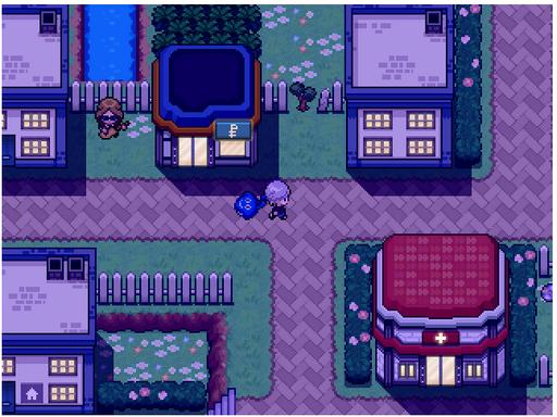 Pokemon: Etherean Dreams RMXP Hacks