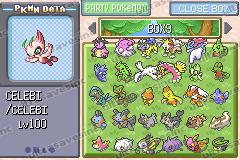 Pokemon Excelsior Screenshot