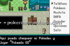 Pokemon Fantasia - Pokemon GO GBA ROM Hacks