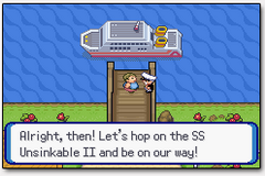 Pokemon: Fat Kid Screenshot
