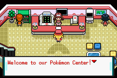 Pokemon Fiona GBA ROM Hacks