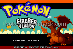 Pokemon FireRed: Immersion GBA ROM Hacks