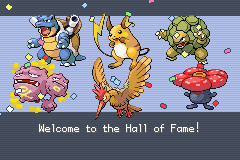 Pokemon FireRemix Screenshot