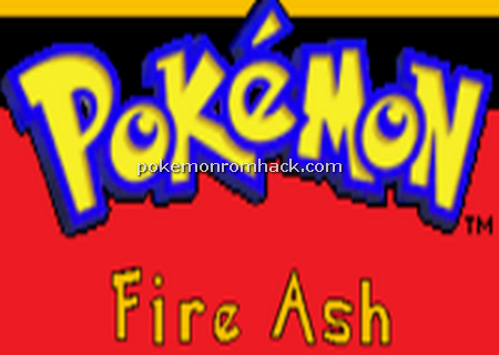 Pokemon Fire Ash RMXP Hacks