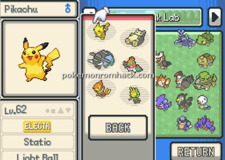 Pokemon Fire Ash RMXP Hacks