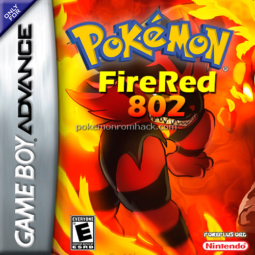 Pokemon Fire Red 802 RMXP Hacks