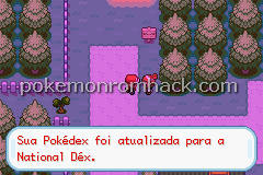 Pokemon Fire Red 802 Screenshot