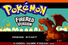 Pokemon Fire Red Kalos GBA ROM Hacks