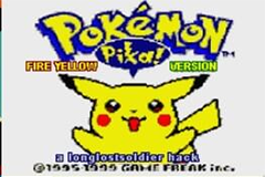 Pokemon Fire Yellow GBA ROM Hacks