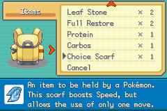 Pokemon Fireburn Screenshot