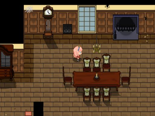 Pokemon Fractured Evil Screenshot