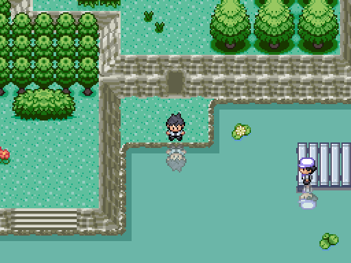 Pokemon Frosted Ash - The Adventures of Fat Michael RMXP Hacks