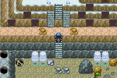 Pokemon Frozen Pearl Screenshot