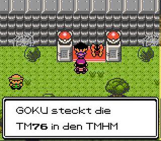 Pokemon Furui Sekai Screenshot