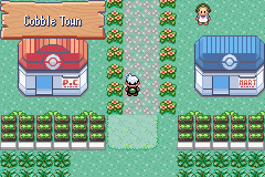 Pokemon Fused Emerald GBA ROM Hacks
