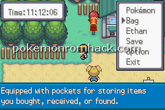 Pokemon GS Chronicles GBA ROM Hacks