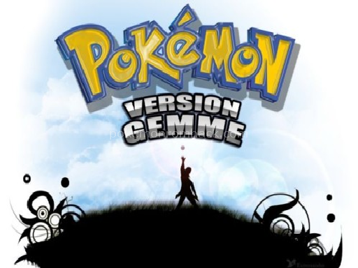 Pokemon Gemme RMXP Hacks