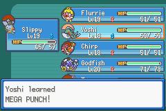 Pokemon Giovanni's Revenge Screenshot