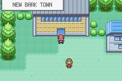 Pokemon Glowing Silver GBA ROM Hacks