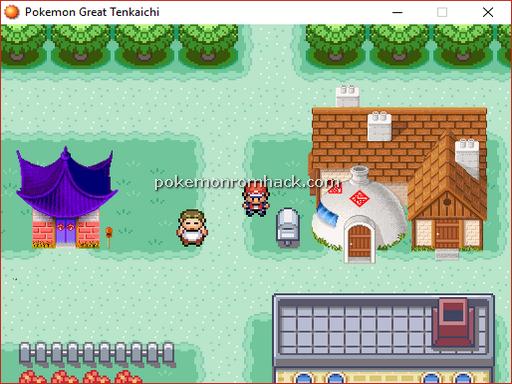 Pokemon Great Tenkaichi RMXP Hacks