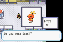 Pokemon Grump Screenshot