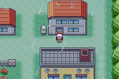 Pokemon Haunted Screenshot