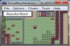 Pokemon: Hyacinth Version Screenshot