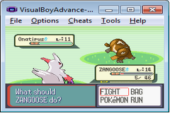 Pokemon: Hyacinth Version GBA ROM Hacks