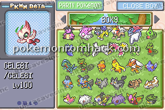 Pokemon Hyper Emerald 807 GBA ROM Hacks