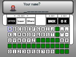 Pokemon Industrial Version Screenshot
