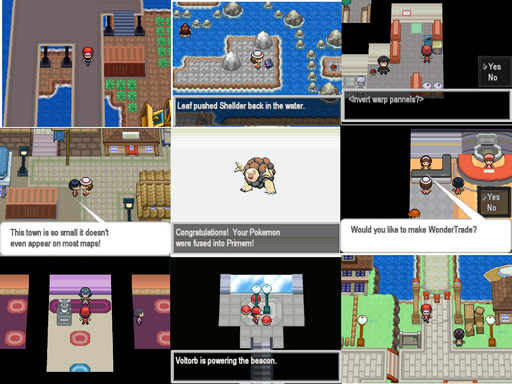 Pokemon Infinite Fusion Screenshot