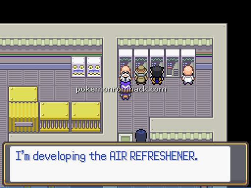 Pokemon Iris Purple RMXP Hacks