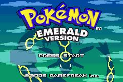 Pokemon Iron Version Screenshot