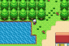 Pokemon Johto Histories Screenshot