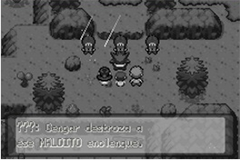Pokemon Justicieros GBA ROM Hacks