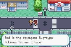 Pokemon Kairos GBA ROM Hacks