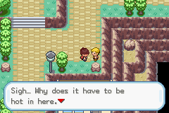 Pokemon Kairos Screenshot
