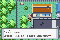 Pokemon Kairos GBA ROM Hacks