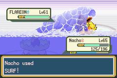 Pokemon Keratin Version Screenshot