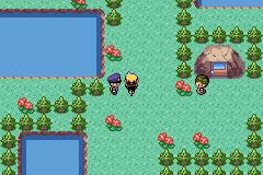 Pokemon Kohaku Adventures Screenshot