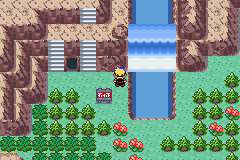 Pokemon Kohaku Adventures GBA ROM Hacks