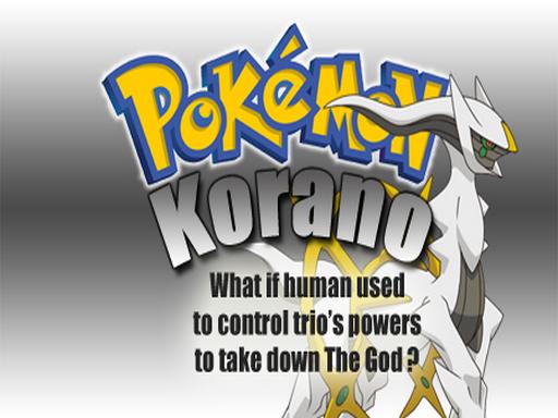 Pokemon Korano Screenshot