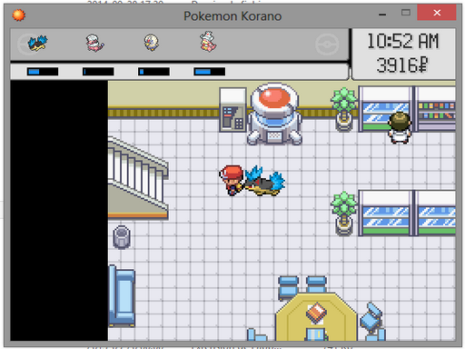 Pokemon Korano RMXP Hacks