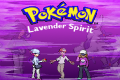 Pokemon Lavender Spirit RMXP Hacks