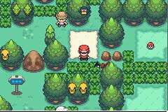 Pokemon Legends Red GBA ROM Hacks