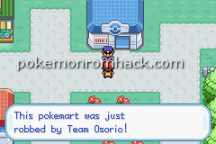 Pokemon Legends of Darkness GBA ROM Hacks