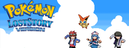 Pokemon Lost Story RMXP Hacks