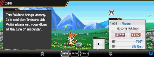 Pokemon Lost Story Screenshot
