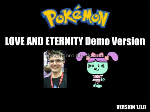 Pokemon Love and Eternity Extended Screenshot